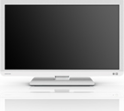 """Toshiba 32D3454DB - 32"""" High Definition SMART LED TV with built-in DVD"""